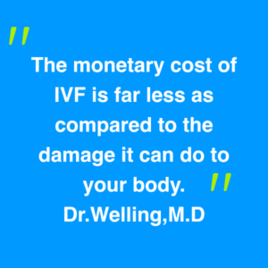 Cost of IVF