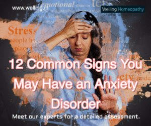 12 Common Signs You May Have an Anxiety Disorder 1