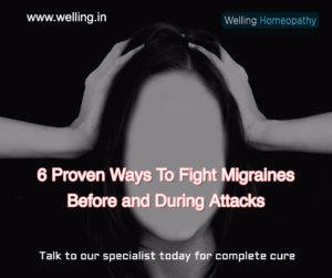 6 Proven Ways In Our Patients To Fight Migraines Before and During Attacks 1