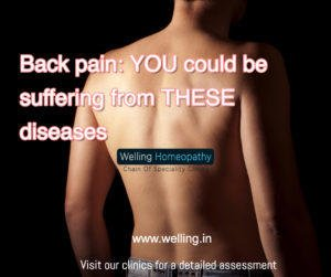 Back pain: YOU could be suffering from THESE diseases. 1
