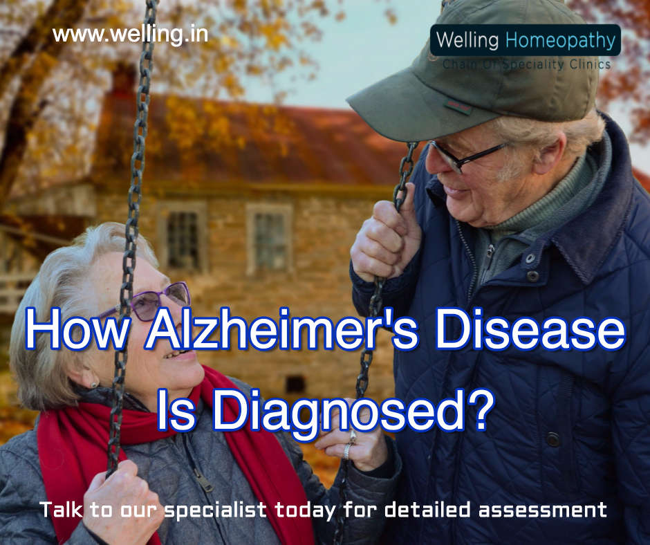 How Alzheimer's Disease Is Diagnosed? 1
