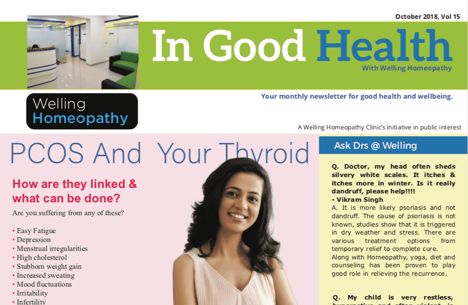 In Good Health - October 2018 Edition 1
