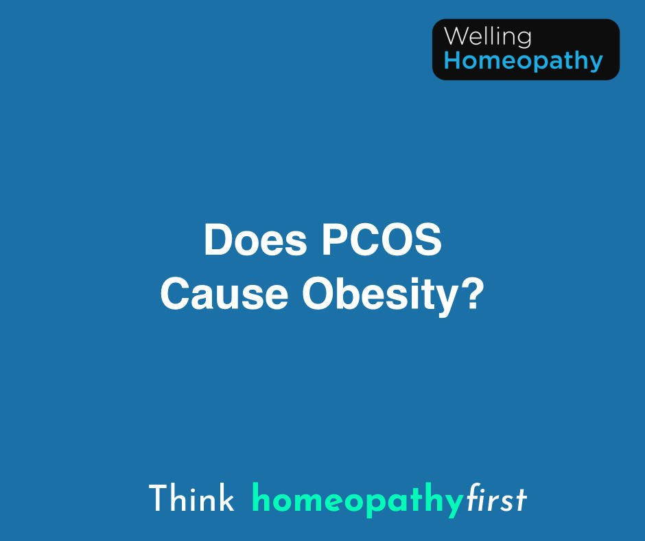 Does PCOS Cause Obesity? 7