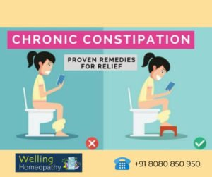 Homeopathy Treatment of Constipation